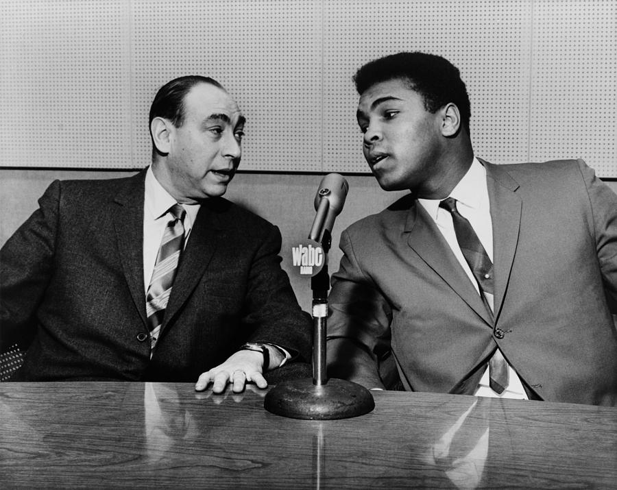 ali and cosell