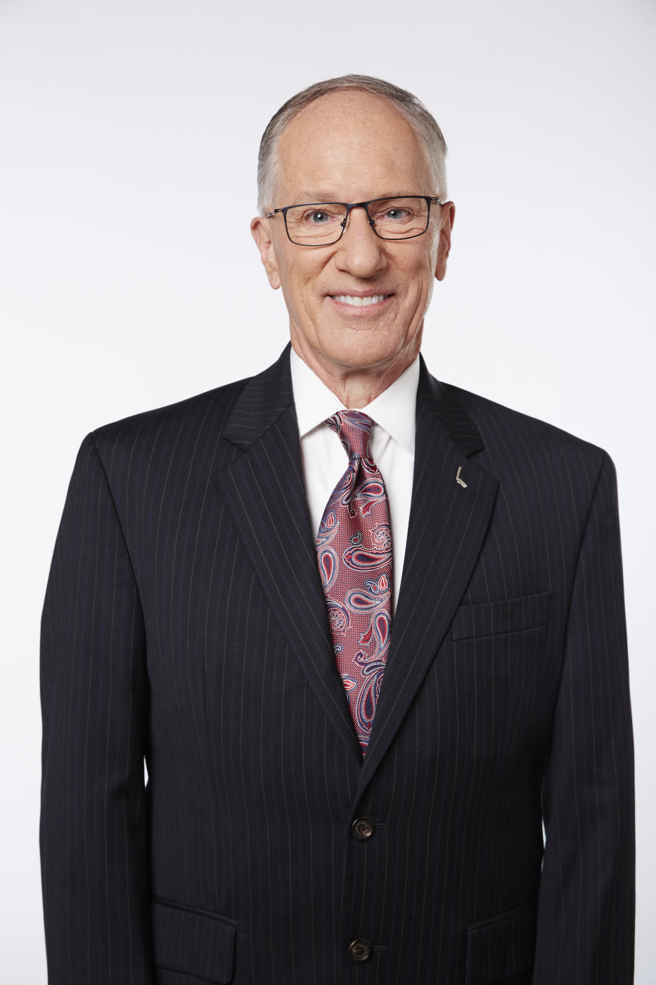 NATIONAL HOCKEY LEAGUE -- Pictured: Mike Doc Emrick, NHL Play-by-Play, NBC and NBCSN