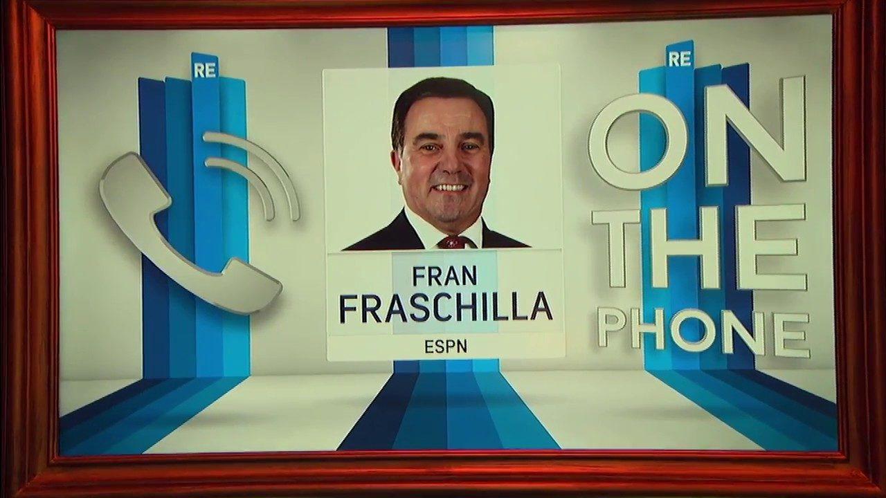5ec0c157a008 ESPN s Fran Fraschilla