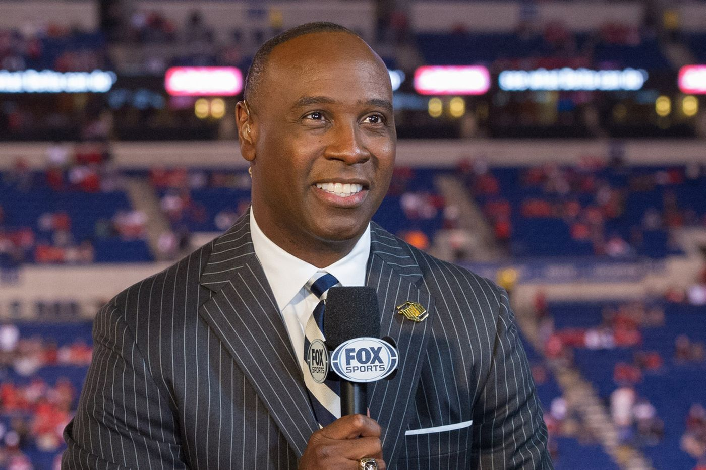 Sunday is Fox' Charles Davis biggest broadcast day ever