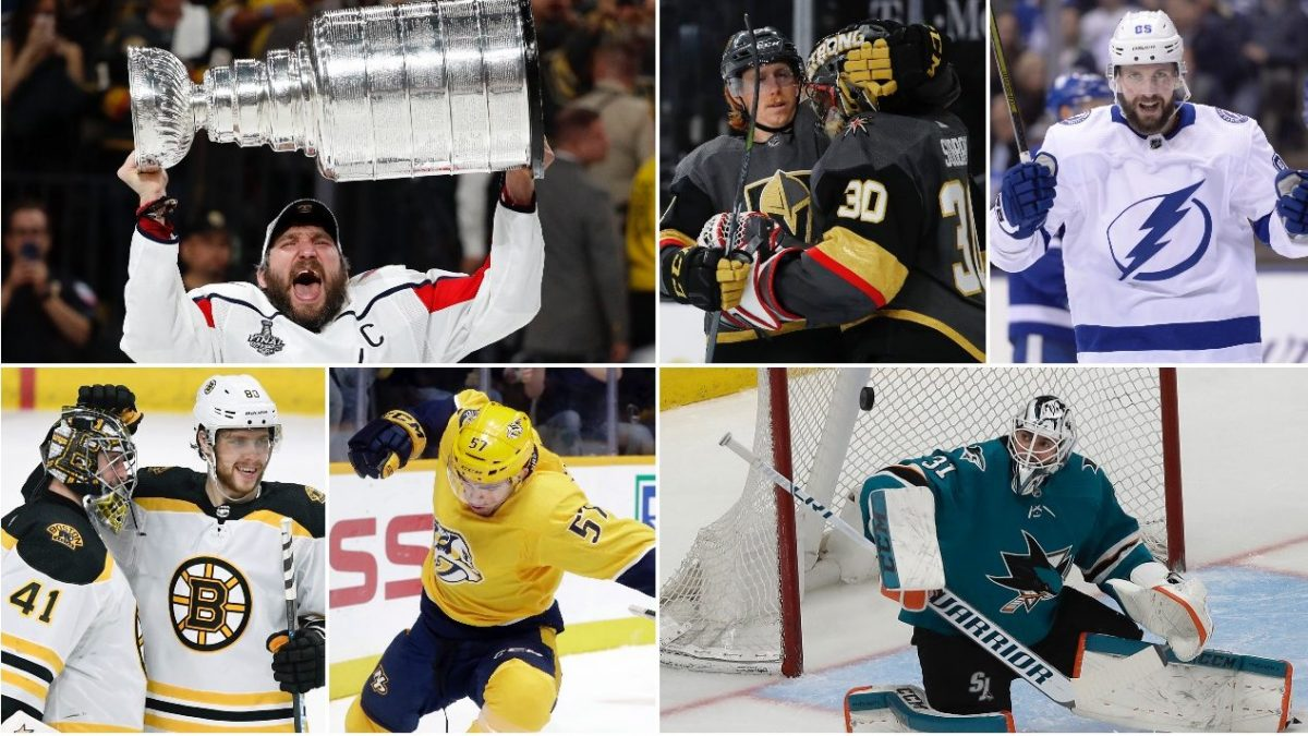 NBC and NHL announce schedule and voices for the