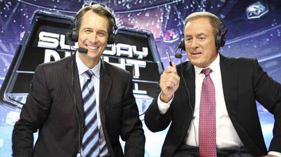 al michaels and cris collingsworth