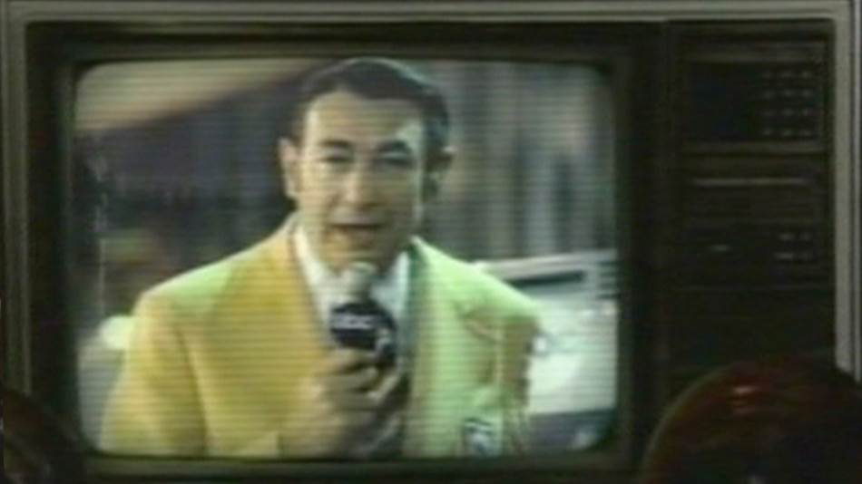 cosell television
