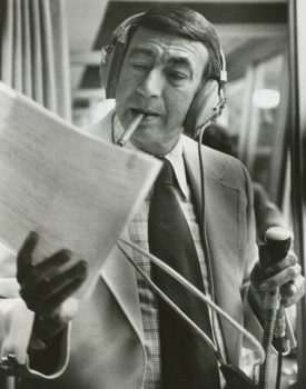 howard cosell reading