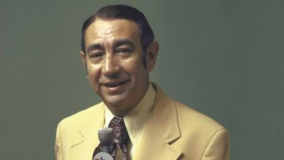 howard cosell yellow suit